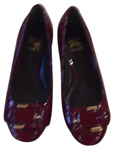 Burberry Berry Flats