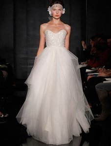 Reem Acra Eternity Wedding Dress