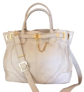 Rachel Zoe Satchel in Taupe