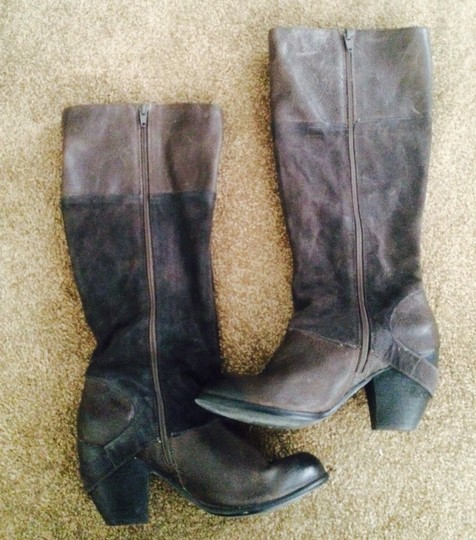 Fergie Chocolate Brown Boots Image 3