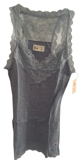 Hollister Grey Tank Short Casual Dress Size 4 (S) Hollister Grey Tank Short Casual Dress Size 4 (S) Image 1