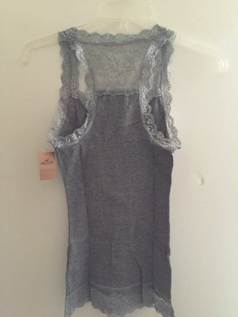 Hollister short dress Grey on Tradesy