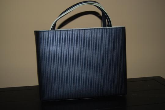 Tumi Leather Leather Tote in Black