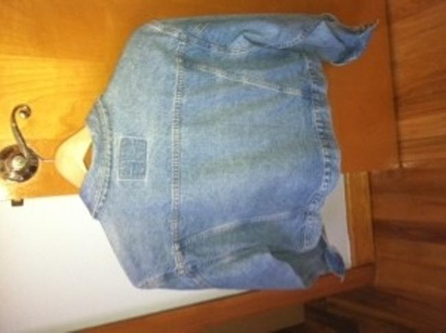 Moda International blue Womens Jean Jacket