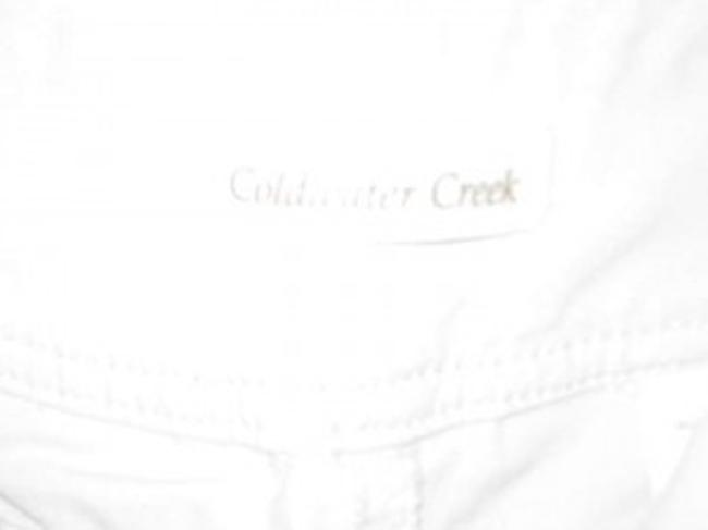 Coldwater Creek Capris Cream/off white