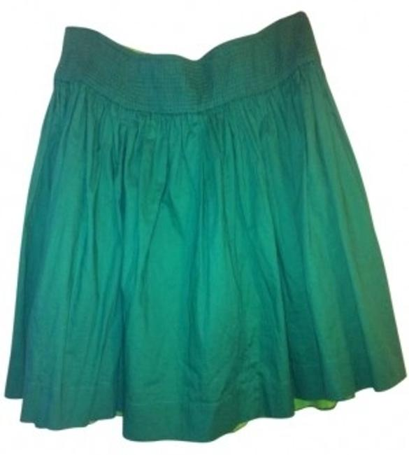 Gap Reversible Skirt Green