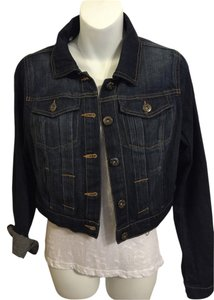 Ci Sono Womens Jean Jacket