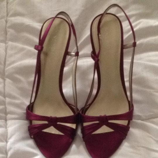 Nine West Dark Pink Formal