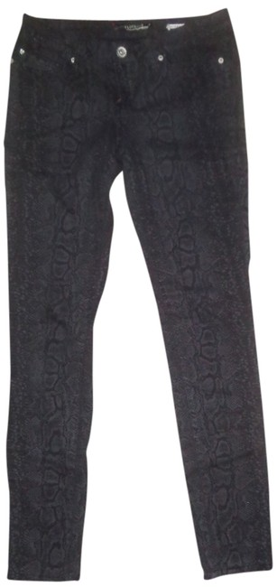 Hot Topic Skinny Jeans-Dark Rinse