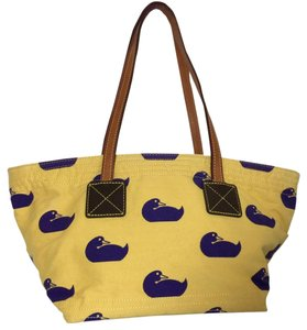 Dooney & Bourke Carla Ducks Tote
