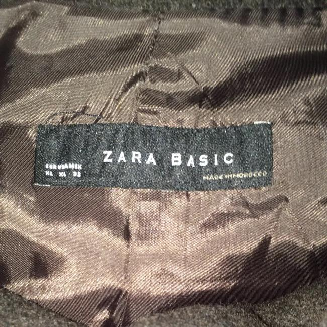 Zara Wool Winter Coat