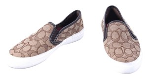Coach Chrissy Slip On Sneakers khaki Flats