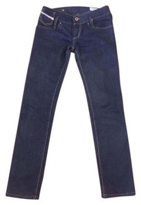 Diesel Matic Size 24 Straight Leg Jeans-Light Wash