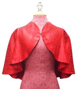 Formal Silk Cape