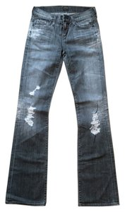 Citizens of Humanity Designer 33 Inseam Boot Cut Jeans-Distressed