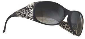 Monroe & Main ** NWT ** SCROLL WOMEN'S Accent ( Black ) Sunglasses