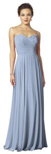 After Six Lux Chiffon Bridesmaid Long Dress