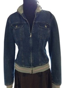 Dolce&Gabbana Spring Autumn Fall Denim Womens Jean Jacket