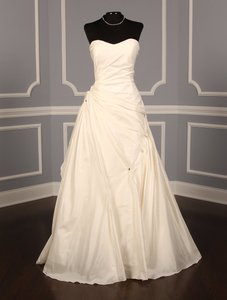 Justina McCaffrey Suzanne Wedding Dress