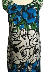Taylor short dress White, black, blue, green on Tradesy