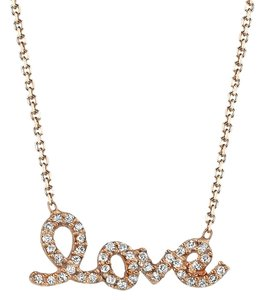Lucky Star Jewels Lucky Star Jewels Love Necklace