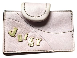 Juicy Couture JUICY PINK LEATHER WALLET