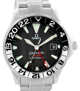 Omega Omega Seamaster GMT Gerry Lopez Limited Edition Watch 2536.50.00
