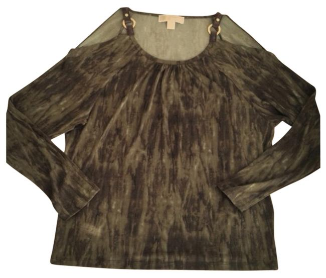 Michael Kors Top Olive