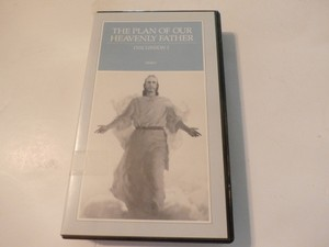 The Plan Of Our Heavenly Father Lds Church Vhs Tape