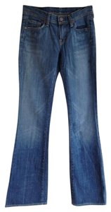 Citizens of Humanity Stretch Flare Leg Jeans-Medium Wash
