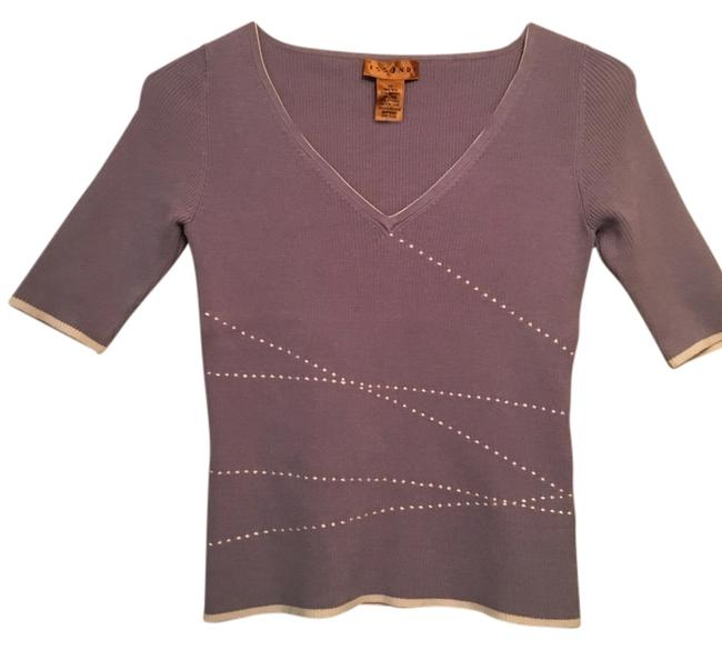Essendi Silk Lavender Sweater Essendi Silk Lavender Sweater Image 1