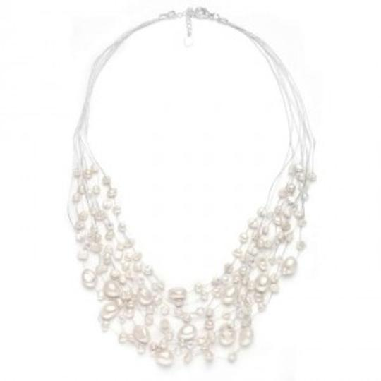 Preload https://img-static.tradesy.com/item/141073/freshwater-pearls-genuine-crystals-necklace-earrings-jewelry-set-0-0-540-540.jpg