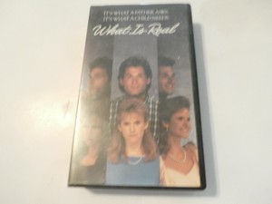 What Is Real It's What A Father Asks Lds Church Vhs Tape