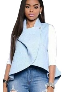 Gracia vest light blue Vest