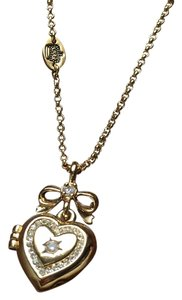 Juicy Couture Heart Locket