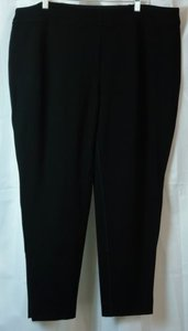 Elie Tahari Nina Slim Fit Ankle Ankle Zippers Pants