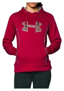 Under Armour New With Tags Cold-weather Storm Waterproof Camo-lined Hoodie