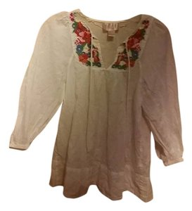 H&M Floral Tunic