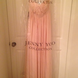 Jenny Yoo Blush Aiden Dress