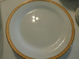 4 Dinner Plates Home Porcelain Candlelight Classics