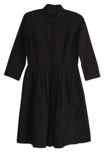 Gap Fit-and-flare Linen Dress