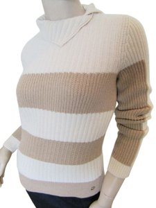 Loro Piana Striped Cashmere Baby Cashmere Striped Cashmere Sweater
