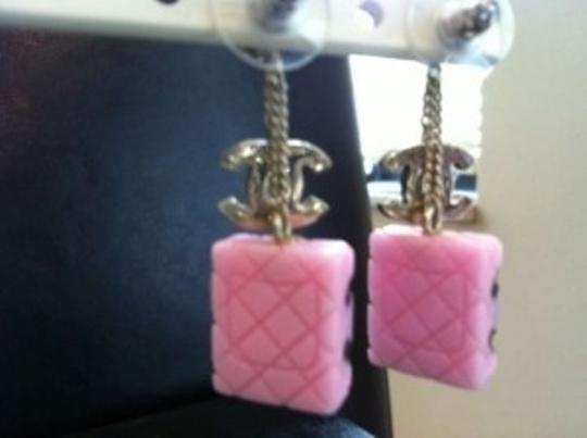 Chanel Chanel Cambon earrings