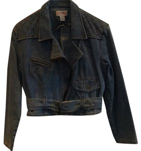 Taxi Classic Blue denim Womens Jean Jacket