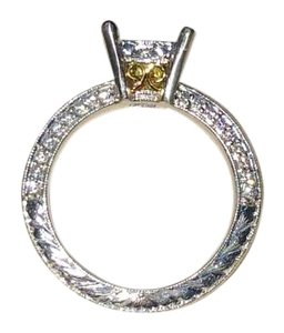 Jack Kelege Platinum Engagement Ring