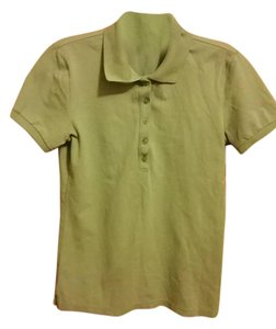 Uniqlo Polo Polo Polo T Shirt green