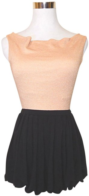 Preload https://img-static.tradesy.com/item/1411579/tart-collections-black-pleated-bubble-shaped-miniskirt-size-4-s-27-0-0-650-650.jpg