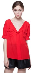 Cooper & Ella Top Red