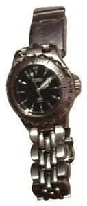 Fossil fossil watch with black face