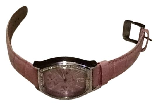 Preload https://img-static.tradesy.com/item/141164/anne-klein-pink-leather-watch-0-0-540-540.jpg
